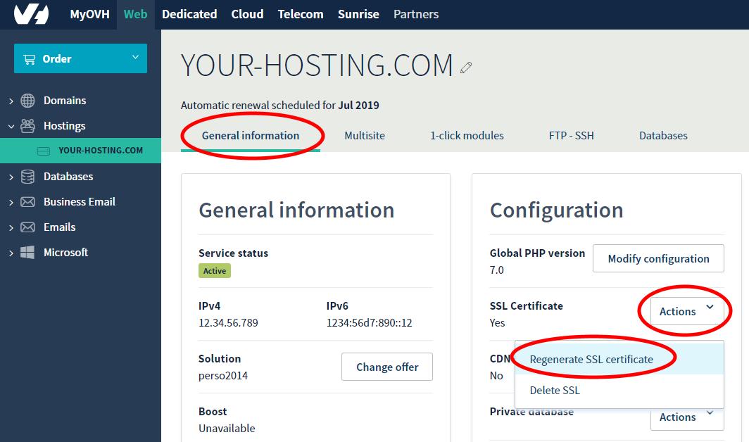 Pointing Gandi Domain To Ovh Hosting Web Drgamesblog
